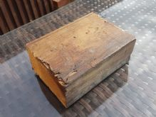 RMS Olympic Original 1911 Pitch Pine Decking